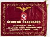 Ismeretlen: Czechoslovakian railway flag