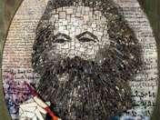 Portrait of Marx