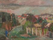 Houses at Balaron