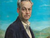 Portrait of István Szőnyi