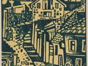 Gül Baba street (first print)