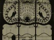 Peacock Gate at Gresham Palace