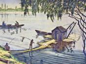 Fishing Hut on Budafok