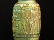 Zsolnay Vase - The Memory the Liberation of our Country -30-