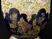 Zsolnay Rococo Pot
