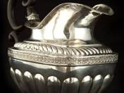 Moscow Antique Silver Jug