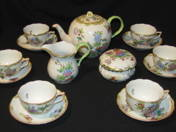 Herend 6 pc tea set