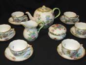 Herend 6 pc tea set