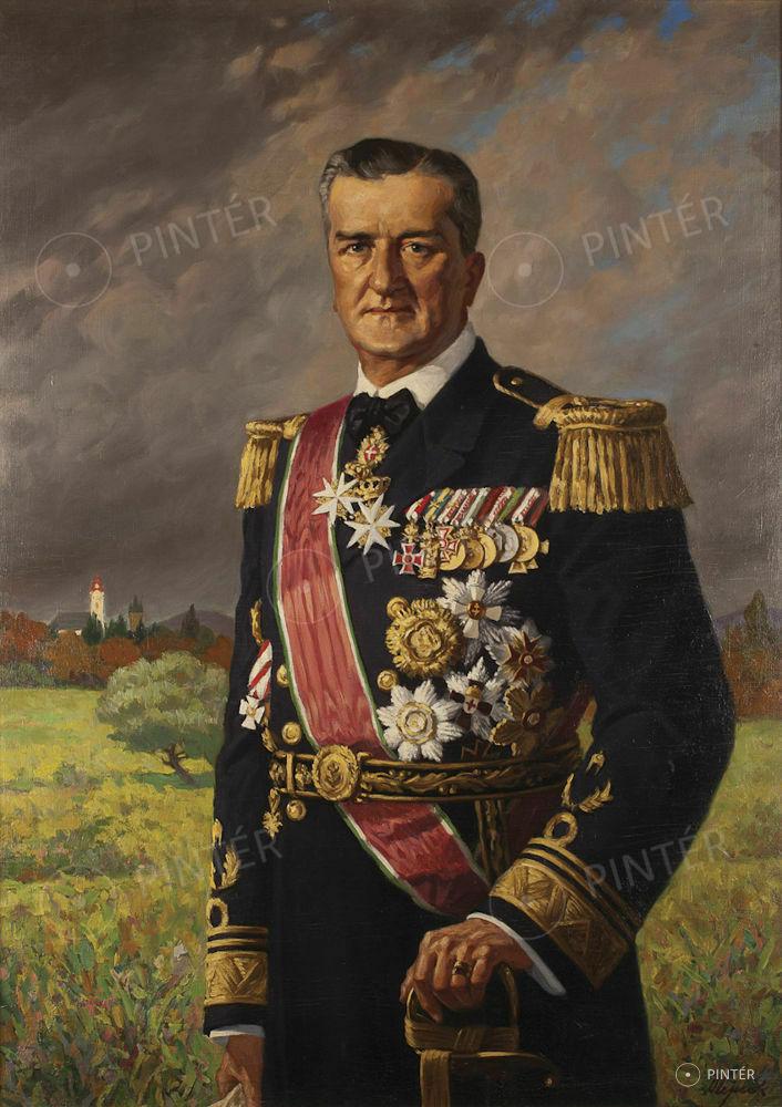 Miklos Horthy de Nagybanya Valiant Mikl s Horthy