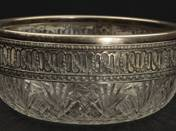 Bowl with Silver Edge