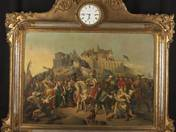Painting Clock - The Heroic Age of the Hunyadis