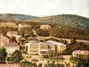 View of Szilácsfürdő
