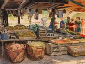 Budagyöngye market