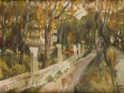 Street of Buda, 1974