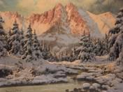 Tátra Landscape