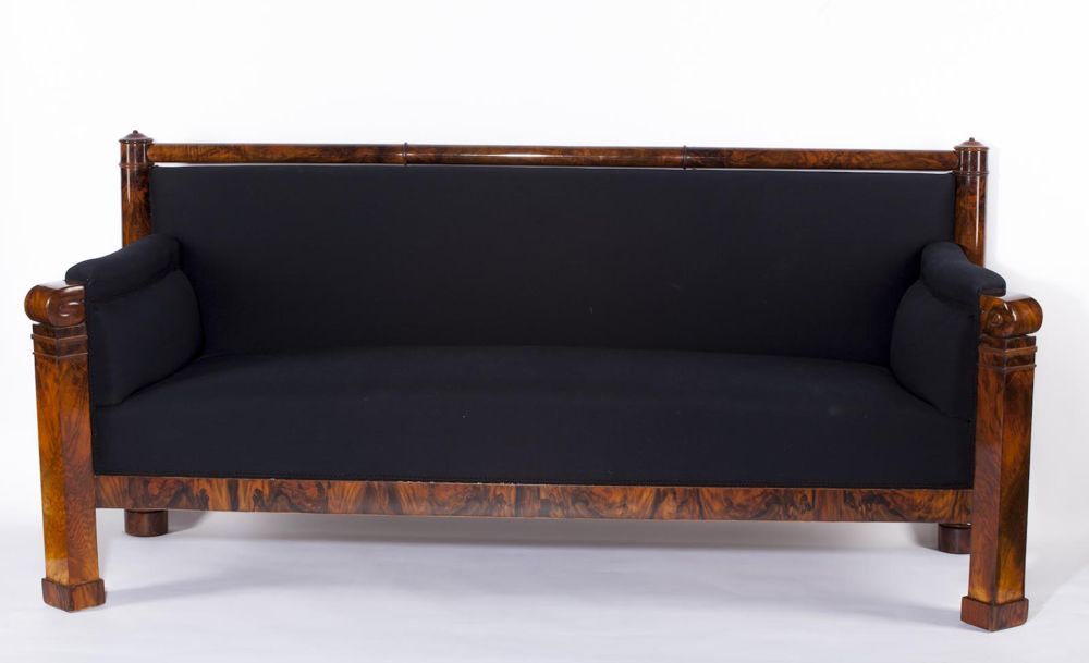 Biedermeier Sofa Pinter Auctions