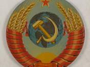 Soviet crest