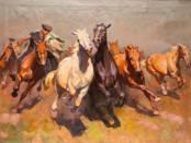 Galopping Herd