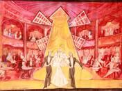 Moulin Rouge, (Régi Nyár-1989-Veszprém)