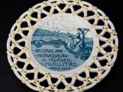 Zsolnay Decorative Plate