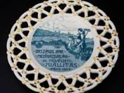 Zsolnay Decorative Plate