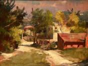 Street of Hidegkút