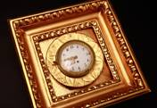 Biedermeier Frame-Clock