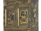 Hanging Cabinet in Asian Art