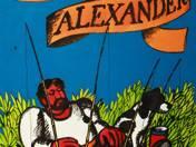 Happy Alexander (movie poster)