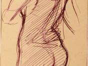 Nude in Nighty