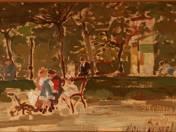 A Szabadság Square, 1920