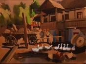 Mill Yard, 1935