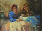 Letter readers