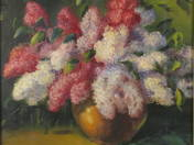 Still-life with Lilac