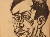 Portrait of Bölöni György