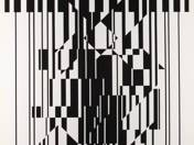 Black-white composition