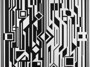 Black-White Composition II.
