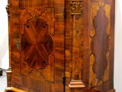 Sideboard in Maria Theresa style