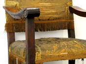 Neo-Renaissance Armchairs in Pair (Bedő Legacy)
