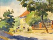 Ágost Bajor: Street of Tokaj