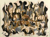Pheasant in the Spinney (goblein plan)