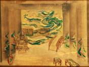 Scenery of Madama Butterfly by Puccini