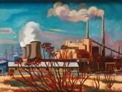 Thermal Power Station of Inota
