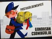 Carefully Pack Your Postal Consignments