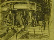 In Factory (Sketch)