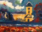Calvinist church of Ókígyós