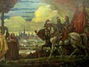 Entry of King Matthias