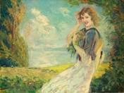 Girl of Balaton