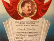 Our Love for Comrade Stalin...