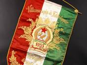 Electric motor and cable Company - decorative flag